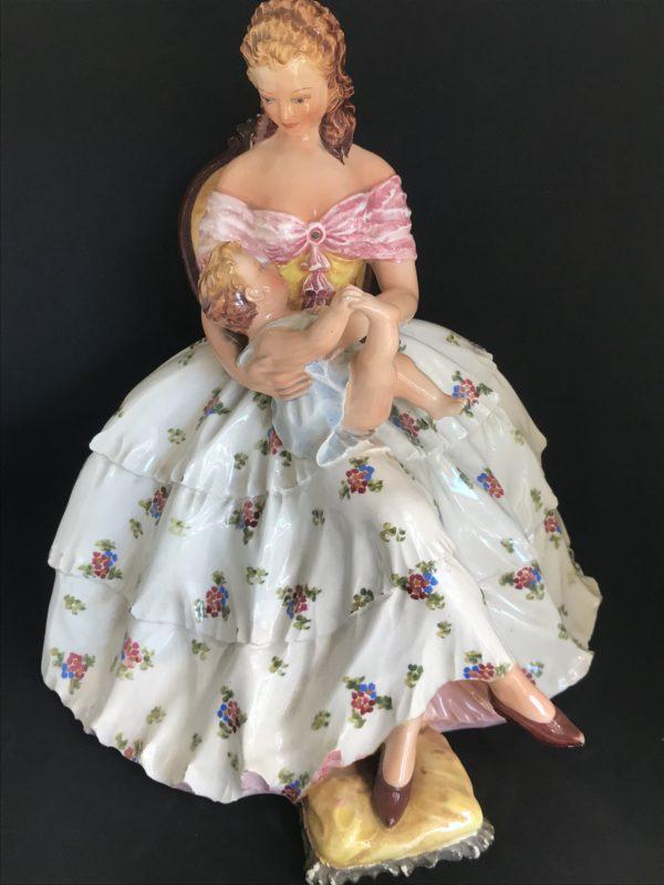 sculpture Faïence Italienne
