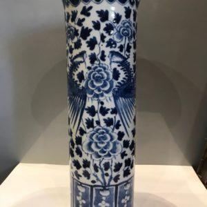 Vase porcelaine Chine Kangxi XIXe