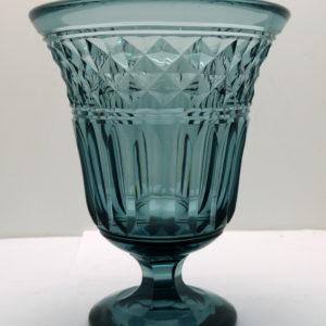 Vase Bleu Pompéi Val Saint Lambert