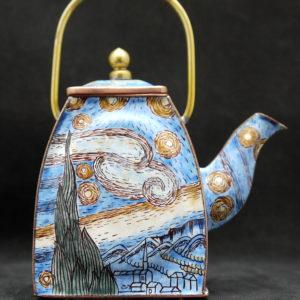 Théière miniature Kelvin Chen