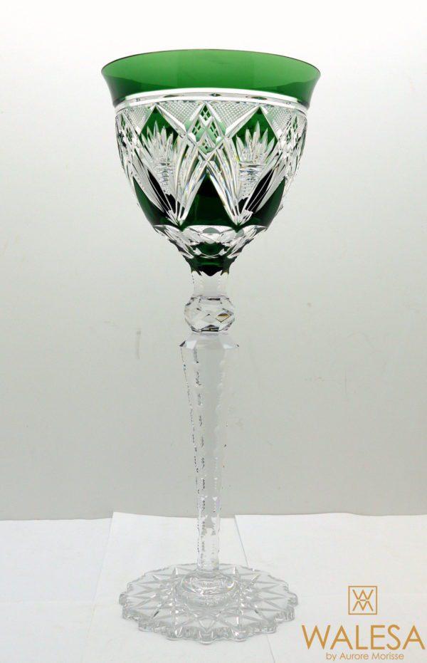 verre géant Val Saint Lambert