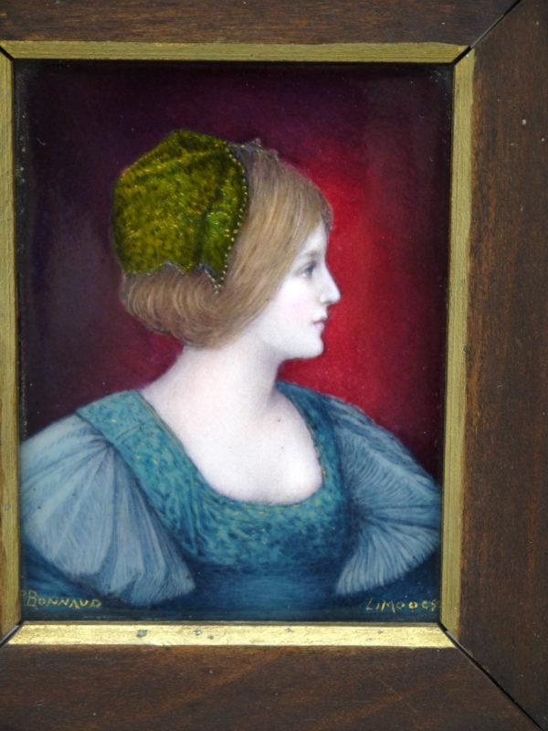 Emaux de Limoges Bonnaud