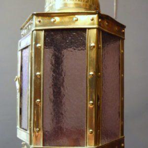 lanterne Eglise laiton
