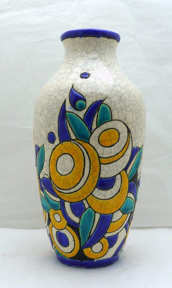 Vase Charles Catteau D1175