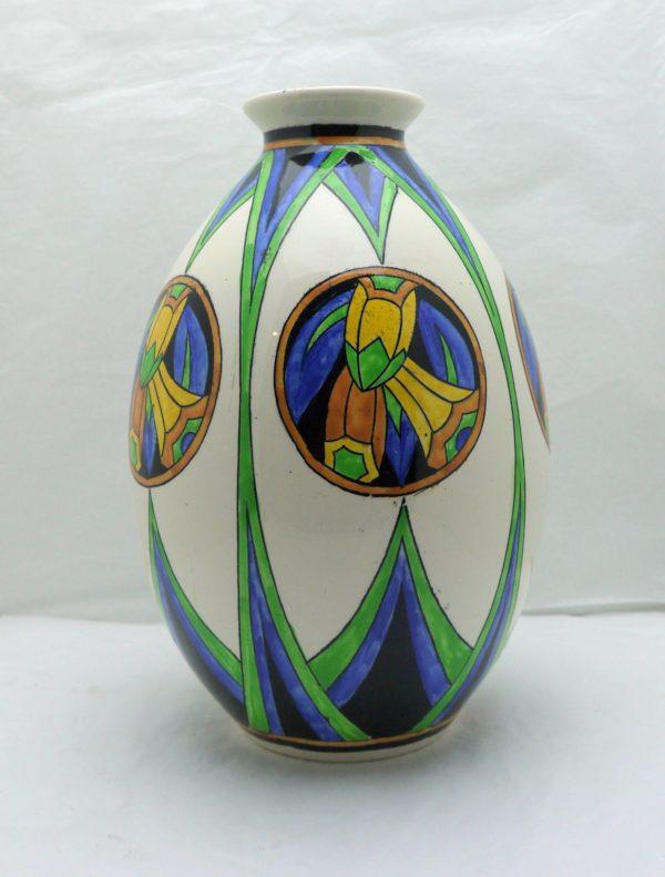 Vase Charles Catteau D1113