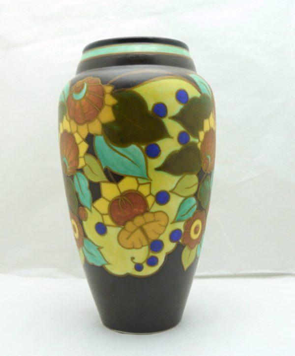 Vase Charles Catteau D1845 206