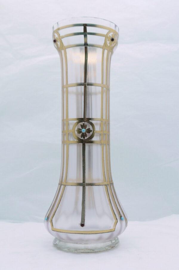 Vase Art Nouveau Sécession Viennoise